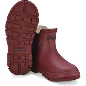 Tretorn Kids Aktiv Chelsea Rubber Boots Maroon